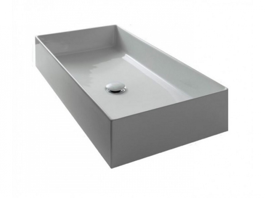 Meuble Sous Lavabo A Poser Hauteur : Vasque à poser teorema cm sanitairepro