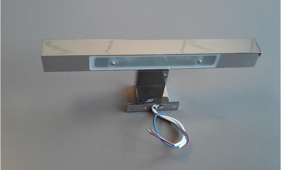 Applique halogène miroir sdb lola sanitairepro meuble de