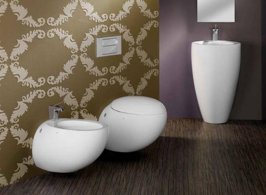 lavabo avec colonne ind pendant tam tam alessi laufen meuble de salle de. Black Bedroom Furniture Sets. Home Design Ideas