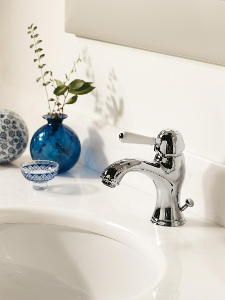 mitigeur lavabo retro art elite ae21151 meuble de salle de bain douche. Black Bedroom Furniture Sets. Home Design Ideas