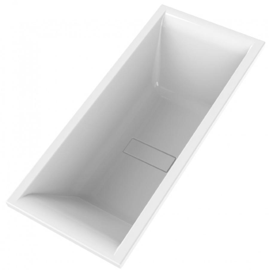 baignoire rectangulaire double dos maestro aquarine meuble de salle de. Black Bedroom Furniture Sets. Home Design Ideas