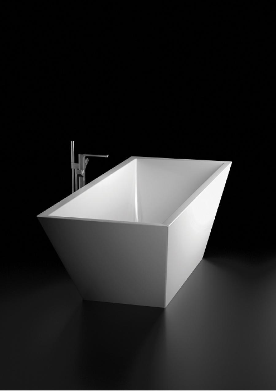 Baignoire il t design cedam 180x75 themis sanitairepro for Baignoire 180x75