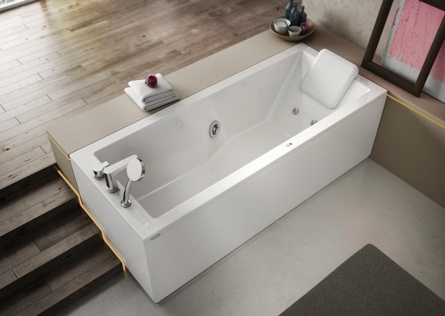 mitigeur bain douche sur gorge quadri qm18051 meuble de salle de bain. Black Bedroom Furniture Sets. Home Design Ideas