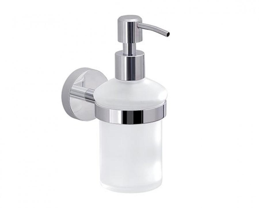 distributeur de savon eros gedy 2381 meuble de salle de bain douche. Black Bedroom Furniture Sets. Home Design Ideas