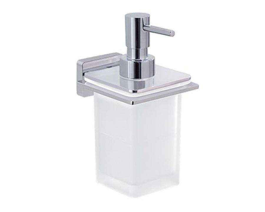 distributeur de savon atena gedy 4481 meuble de salle de bain douche. Black Bedroom Furniture Sets. Home Design Ideas