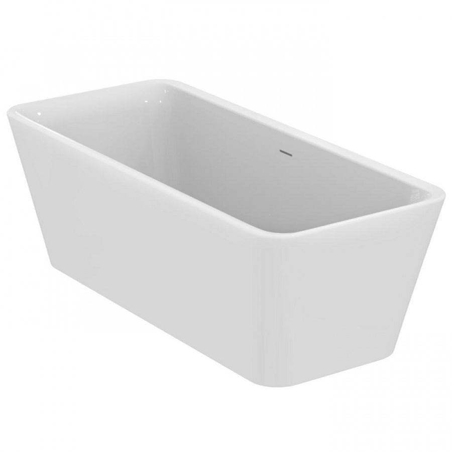 baignoire ilot tonic ii id al standard meuble de salle de bain douche. Black Bedroom Furniture Sets. Home Design Ideas