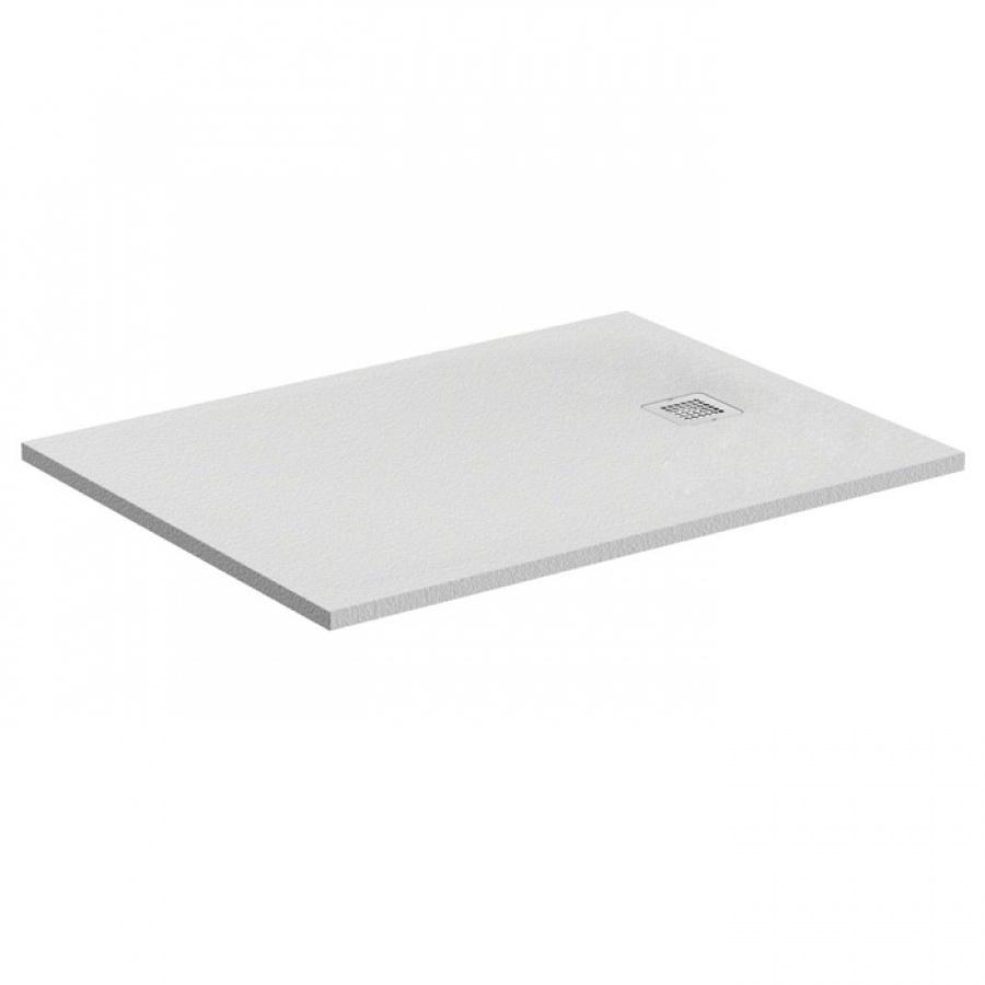 receveur de douche ultra flat s blanc pur 100x70 cm meuble de salle de. Black Bedroom Furniture Sets. Home Design Ideas