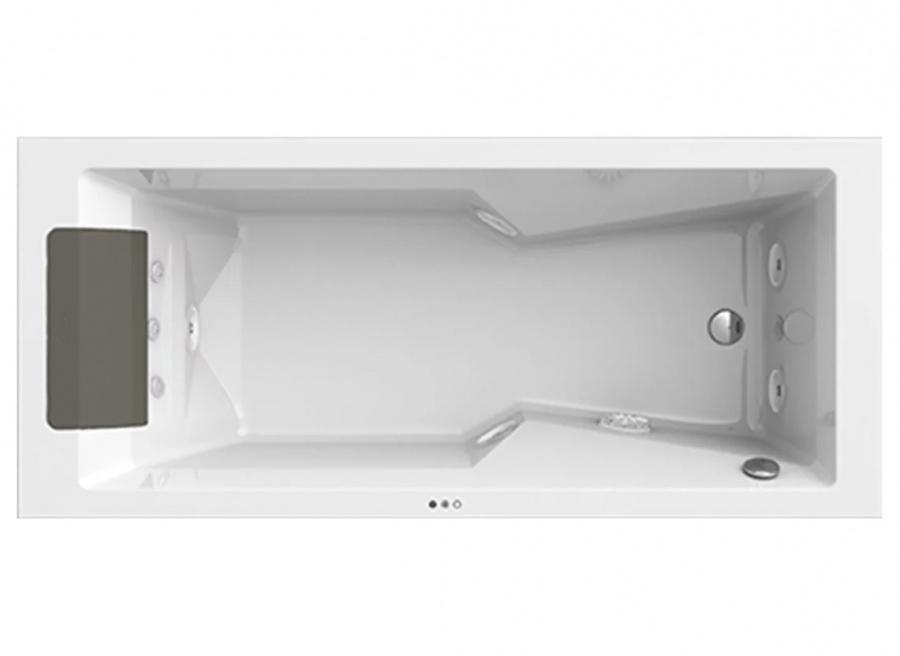 baignoire balneo myway jacuzzi gauche 170 x75 avec vidage. Black Bedroom Furniture Sets. Home Design Ideas