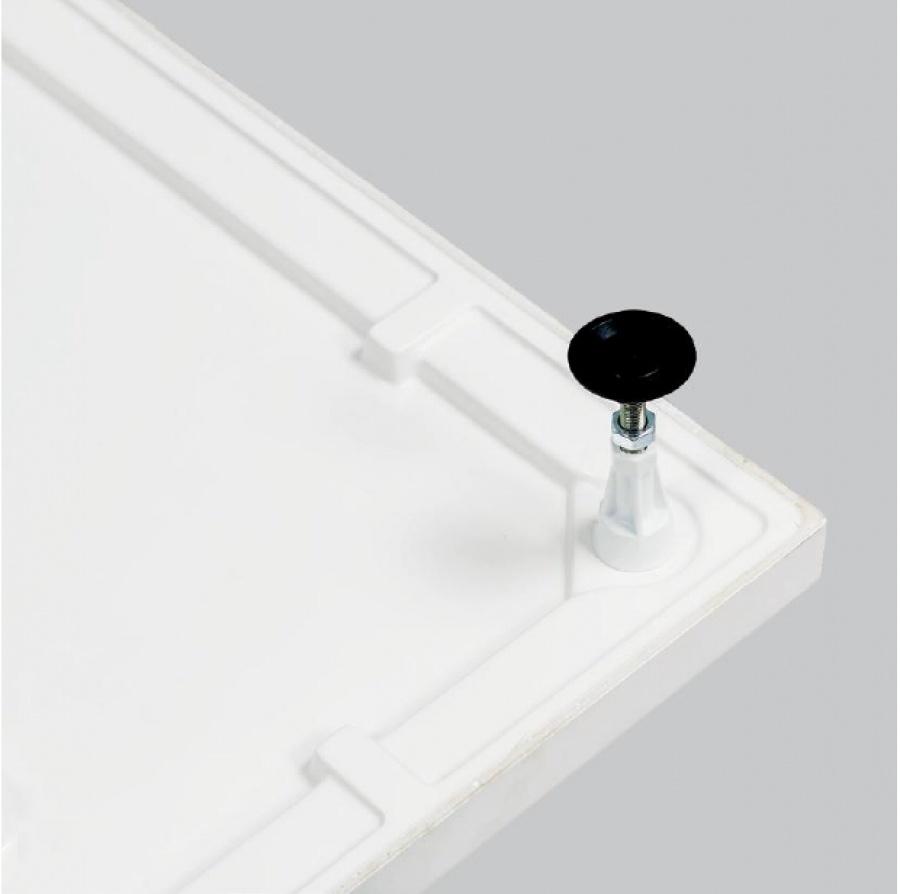Receveur Novosolid 140 X 90 Blanc Mat Novellini