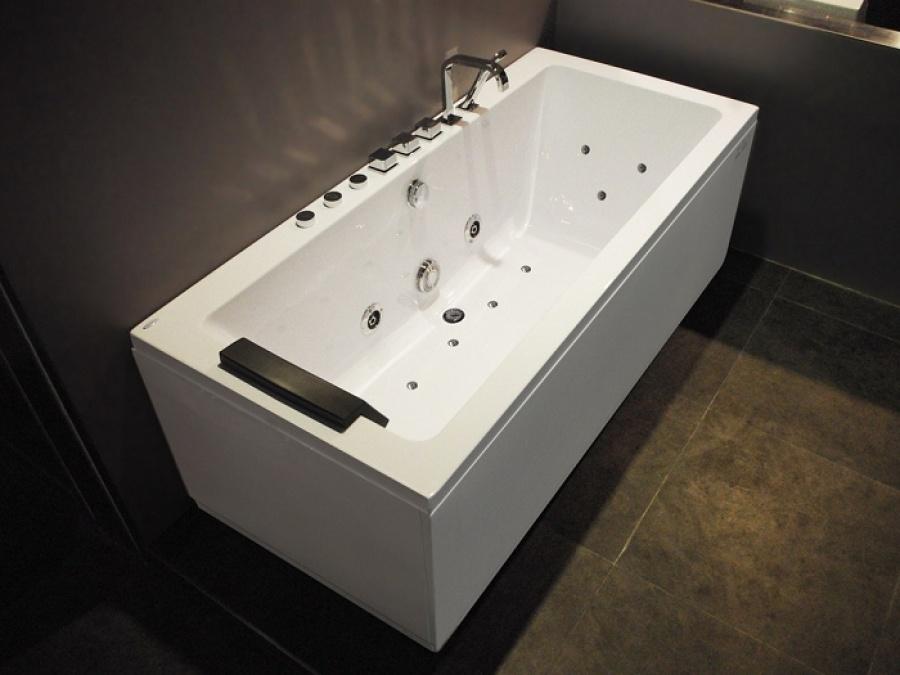 baignoire baln o 170x80 samoa meuble de salle de bain douche baignoire. Black Bedroom Furniture Sets. Home Design Ideas