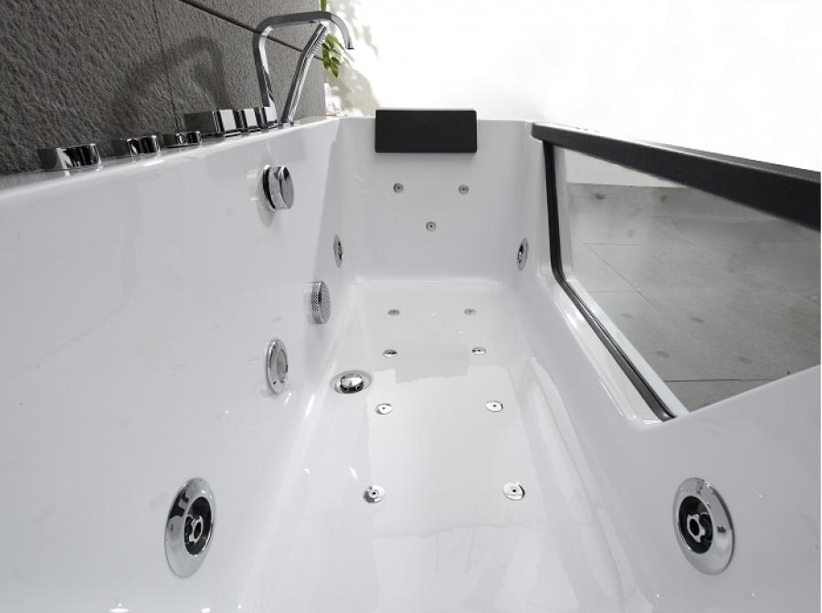 baignoire baln o 170x80 fidji meuble de salle de bain douche baignoire. Black Bedroom Furniture Sets. Home Design Ideas