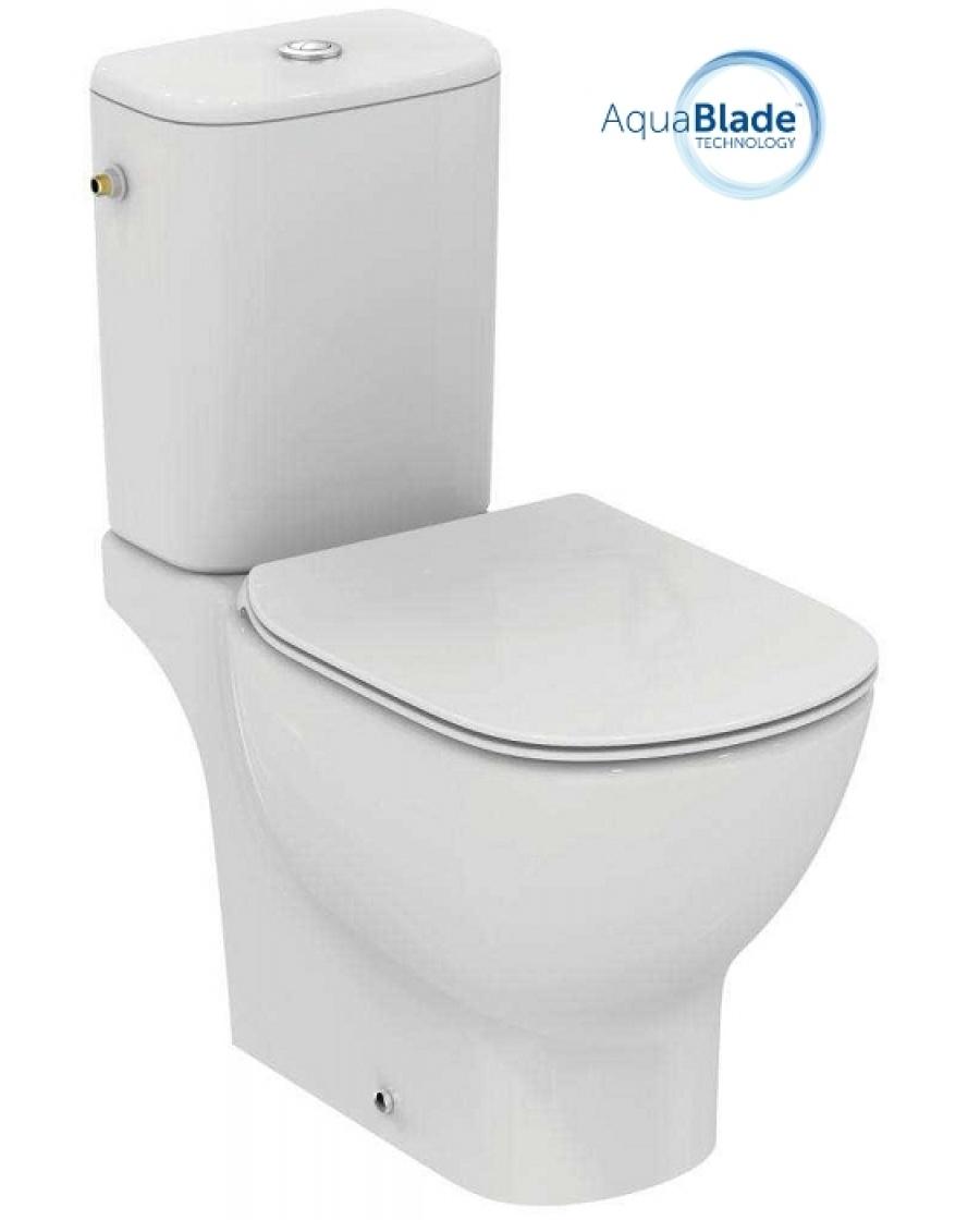 pack wc complet sans bride tesi aquablade meuble de salle de bain douche. Black Bedroom Furniture Sets. Home Design Ideas