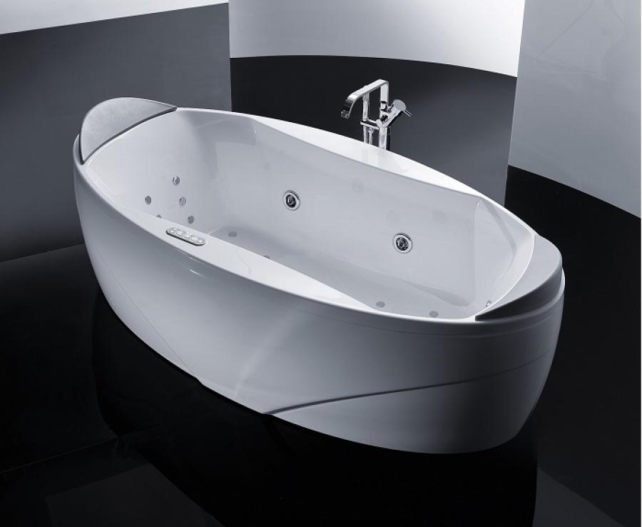 Baignoire baln o elysium x1 version hydro sanitairepro for Baignoire largeur 90