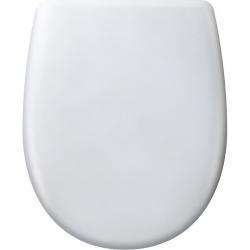 Abattant OLFA Ariane EASY CLIP Soft White descente assistée déclipsable