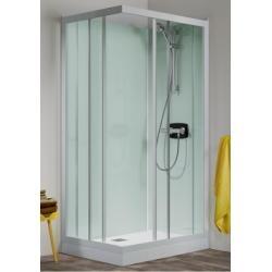 Cabine de douche Kineprime Glass faible hauteur - Différentes versions
