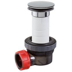 Bonde recoupable et siphon de lavabo ultra compact NANO 6.7