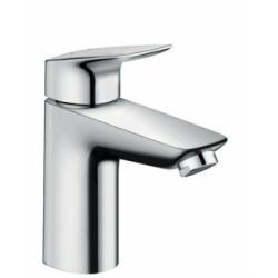Mitigeur lavabo LOGIS 100 Eco CH3 CoolStart sans tirette*