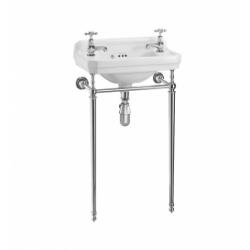 Lave-mains + Console EDOUARDIEN - 2 Trous de Robinetterie