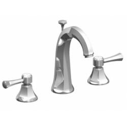 Mélangeur lavabo 3 trous Ascott chromé - Horus 65.261 CH