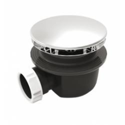 Bonde de douche extra-plate Minime pour receveur Ø 90 mm - 5717000