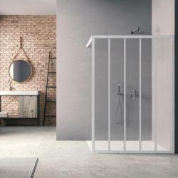 Parois de douche LOFT Classic Blanc - Différentes dimensions