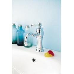 Mitigeur lavabo JULIA bec mobile chromé - 01.708 CH