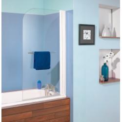 Pare-bain relevable et pivotant AQUALIFT - 80x140 cm