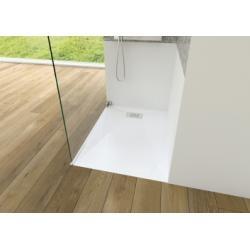 Receveur KINESURF Extra-plat Blanc - 70x120 cm