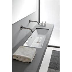 Vasque à encastrer par dessous TEOREMA 2.0 100 cm - 5137