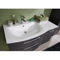 Meuble vasque LOTUS 100 cm Quartz Mat