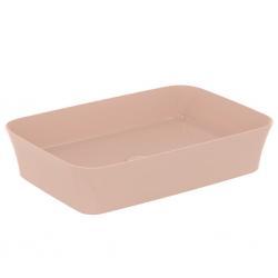 Vasque rectangulaire à poser IPALYSS Nude - 55x38 cm