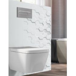 Habillage décoratif Bâti WC DECOFAST Artiste Atome