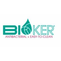 Système BIOKER : protection antibactérienne aux caractéristiques autonettoyantes