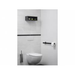 Barre d'appui multifonctions ARSIS pour WC Anthracite