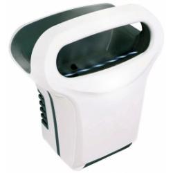Sèche-mains Exp'air à air pulsé Blanc/Noir