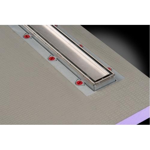 Receveur JACKOBOARD Aqua line Pro 160x100 SH écoulement linéaire Jackoboard aqua line pro 4