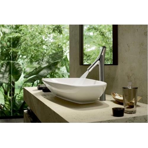 Mitigeur lavabo Design haut Axor Starck Organic 12013000 12012000 ambiance 3