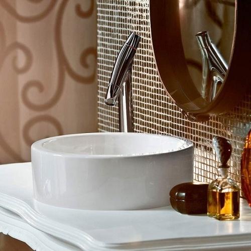 Mitigeur lavabo Design haut Axor Starck Organic 12013000 12013000 ambiance