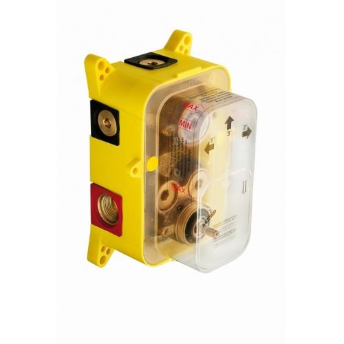 Pack classique Triverde encastré thermostatique - XTV8520 Pd80000