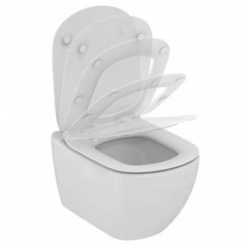 Pack WC Geberit UP320 + Cuvette AquaBlade TESI + Sigma Chromé Brillant Tesi3