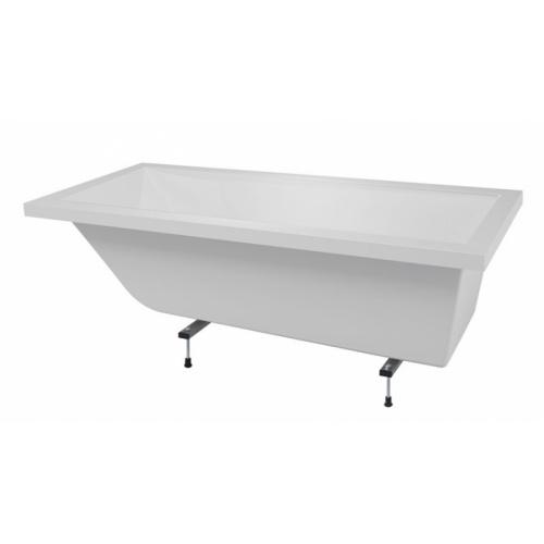 Baignoire rectangulaire CALOS 170x75 sans tablier*