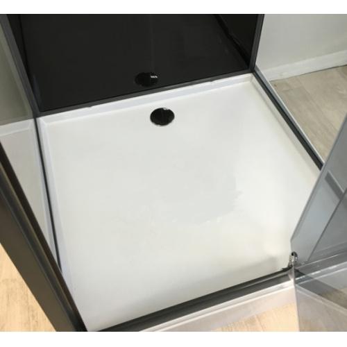 Cabine carrée PRADO 2.0 70x70 cm Prado bonde