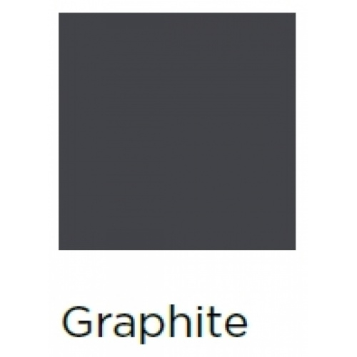 Receveur de douche 80x100 Canto Graphite Inox Canto echantillon graphite