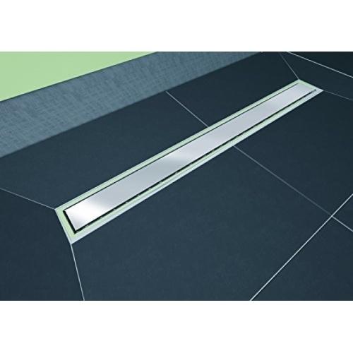 Caniveau de sol à carreler Venisio expert 700 mm - 30720833 Grille inox veniso expert
