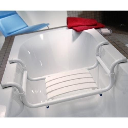 Siège de baignoire transformable en tabouret - 047620 047620