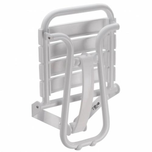 Siège de douche escamotable Blanc* Siege de douche blanc (1)