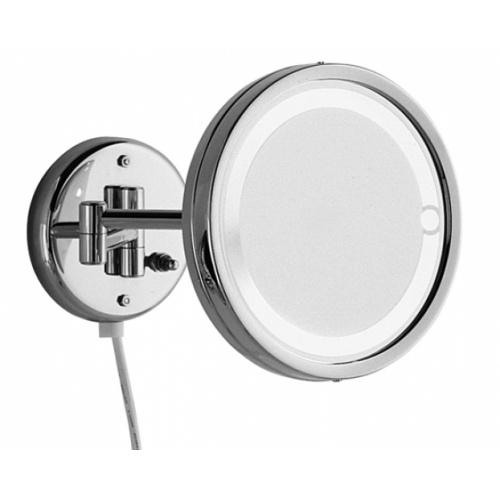Miroir mural orientable grossissant avec Eclairage - 2105 Laurent
