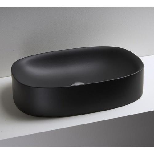Vasque en céramique WILD Rectangle 60 Blackmat