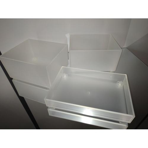 Lot de 3 Boîtes de rangement cosmétique Boite rangement lot de 3