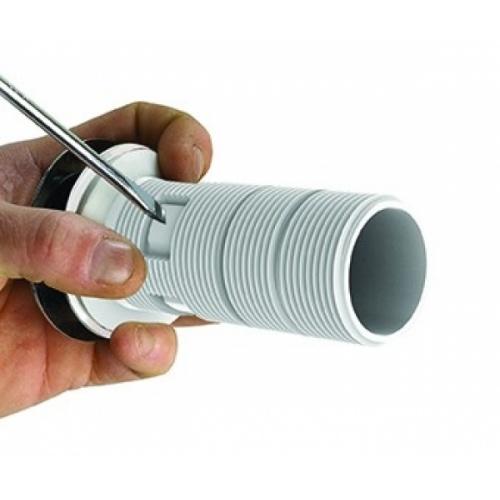 Bonde universelle avec tubulure extra-plate - TBXP Tubulure 609300